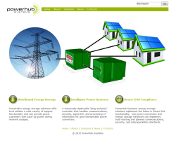 Link to PowerHub Systems website